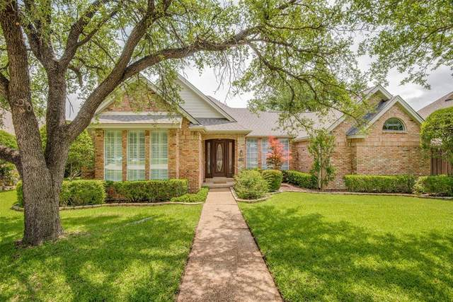 7412 Summitview Drive, Irving, TX 75063 (MLS #14590222) :: All Cities USA Realty
