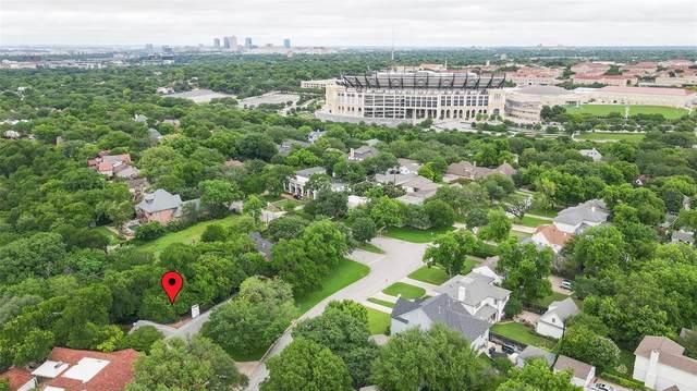 3724 Westcliff Road N, Fort Worth, TX 76109 (MLS #14590223) :: VIVO Realty