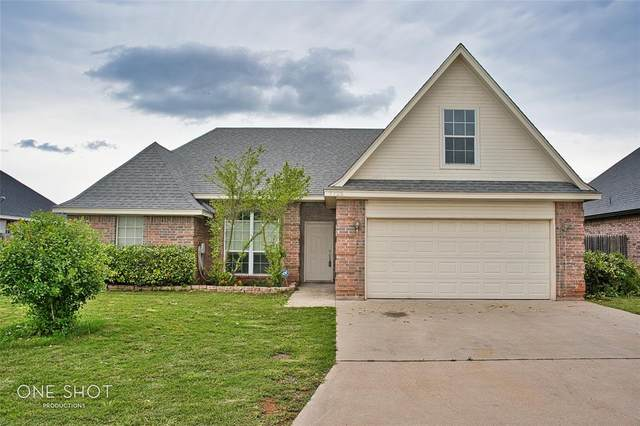 7725 Venice Drive, Abilene, TX 79606 (MLS #14590240) :: Team Hodnett