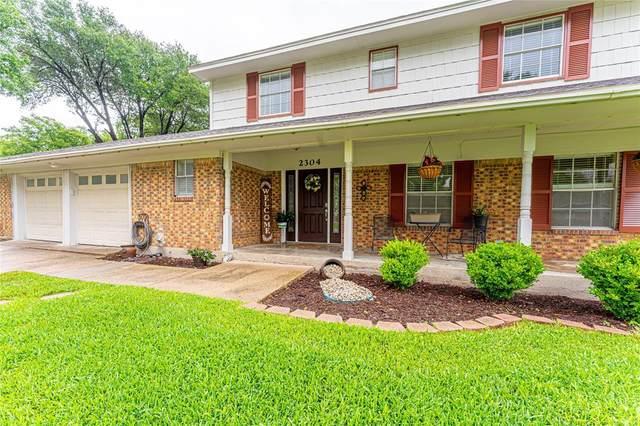 2304 Louise Lane, Ennis, TX 75119 (MLS #14590268) :: Real Estate By Design
