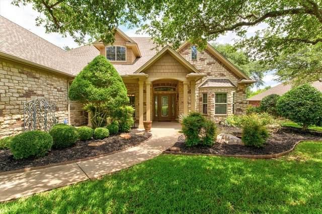 3203 Golden Oaks Circle, Granbury, TX 76049 (MLS #14590271) :: The Russell-Rose Team