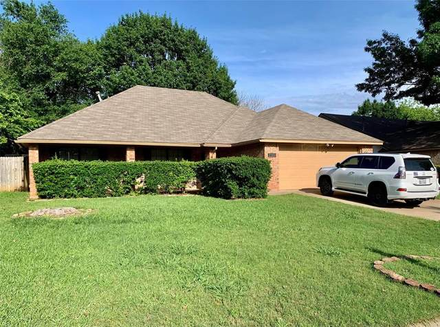 2110 Parkside Drive, Denton, TX 76201 (MLS #14590273) :: The Mauelshagen Group