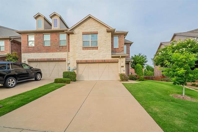2633 Jackson Drive, Lewisville, TX 75067 (MLS #14590341) :: Real Estate By Design