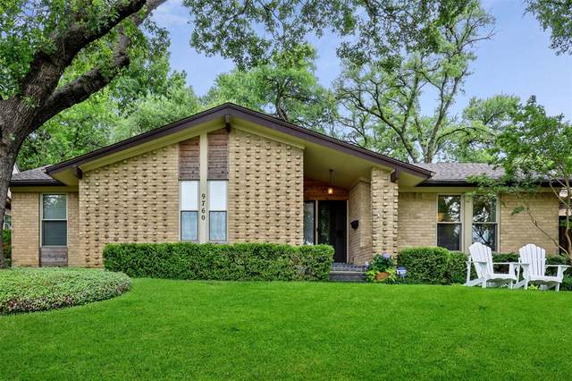 9760 Maplehill Drive, Dallas, TX 75238 (MLS #14590356) :: Real Estate By Design