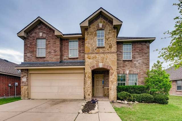 5704 Mountain Bluff Drive, Fort Worth, TX 76179 (MLS #14590357) :: Real Estate By Design