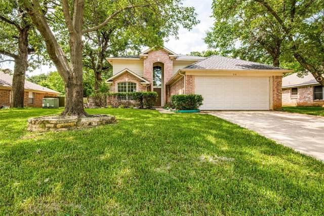 318 Georgian Oak Court, Lake Dallas, TX 75065 (MLS #14590375) :: Bray Real Estate Group
