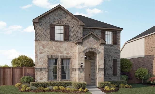 611 Artesian Drive, Argyle, TX 76226 (MLS #14590377) :: The Mauelshagen Group