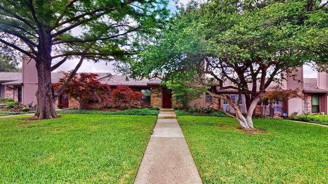 10832 Pagewood Drive #67, Dallas, TX 75230 (MLS #14590388) :: Team Tiller