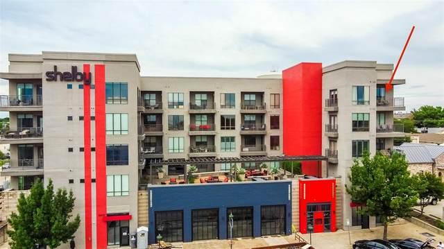 5609 Smu Boulevard #514, Dallas, TX 75206 (MLS #14590396) :: Real Estate By Design