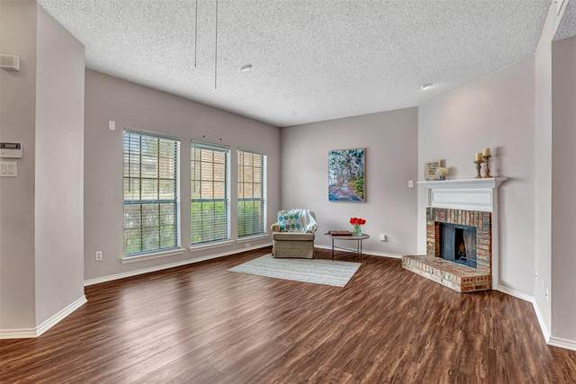 3101 Townbluff Drive #112, Plano, TX 75075 (MLS #14590397) :: Real Estate By Design