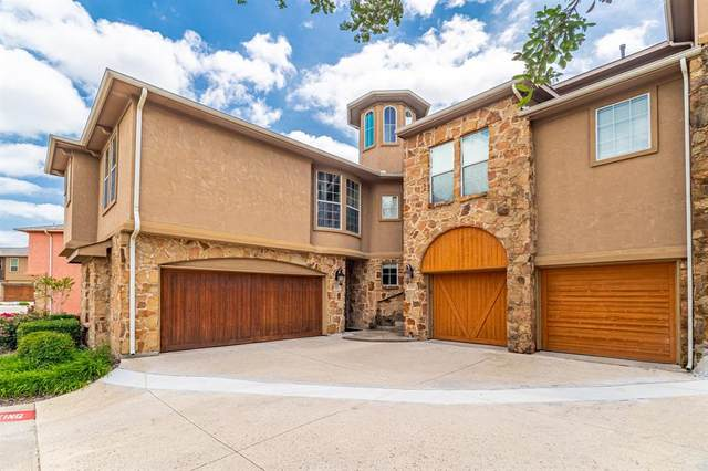 2635 Villa Di Lago #1, Grand Prairie, TX 75054 (MLS #14590405) :: Real Estate By Design
