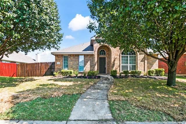 1633 Balboa Lane, Allen, TX 75002 (MLS #14590437) :: The Mitchell Group