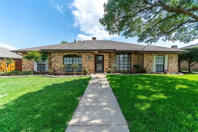 3608 Pinehurst Court, Plano, TX 75075 (MLS #14590459) :: The Hornburg Real Estate Group