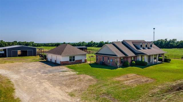 10120 County Road 534, Whitewright, TX 75491 (MLS #14590512) :: Real Estate By Design