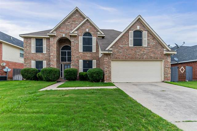 8113 Hulen Park Circle, Fort Worth, TX 76123 (MLS #14590514) :: Real Estate By Design