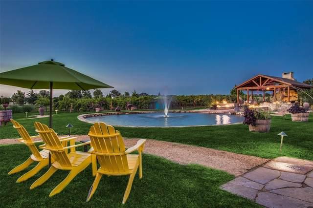 5560 Oak Bend Trail, Celina, TX 75078 (MLS #14590523) :: The Hornburg Real Estate Group