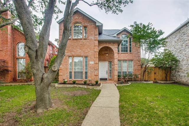 6824 High Field Trail, Plano, TX 75023 (MLS #14590537) :: Real Estate By Design