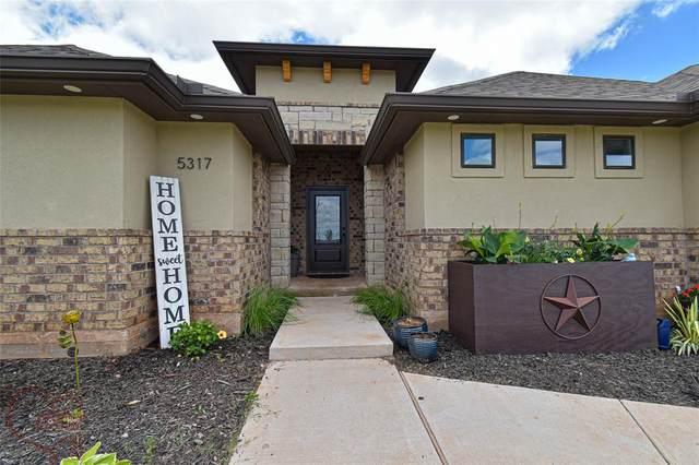 5317 Rio Mesa Drive, Abilene, TX 79606 (MLS #14590552) :: Real Estate By Design