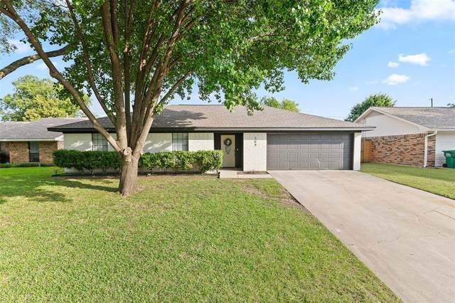 504 Aspen Drive, Denton, TX 76209 (MLS #14590560) :: The Mauelshagen Group