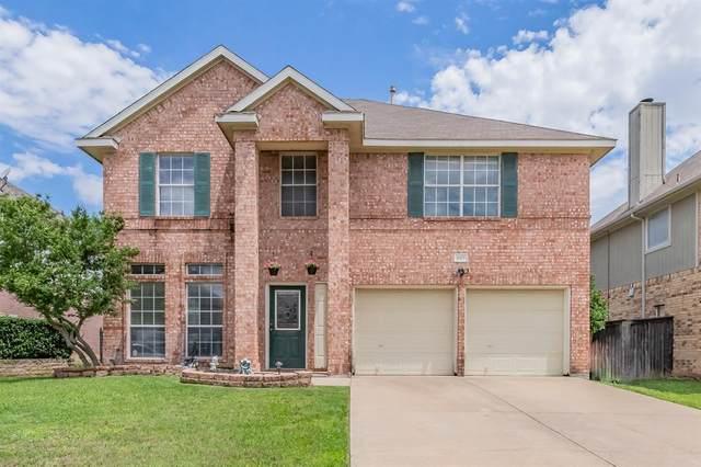 407 Alta Ridge Drive, Keller, TX 76248 (MLS #14590583) :: Real Estate By Design