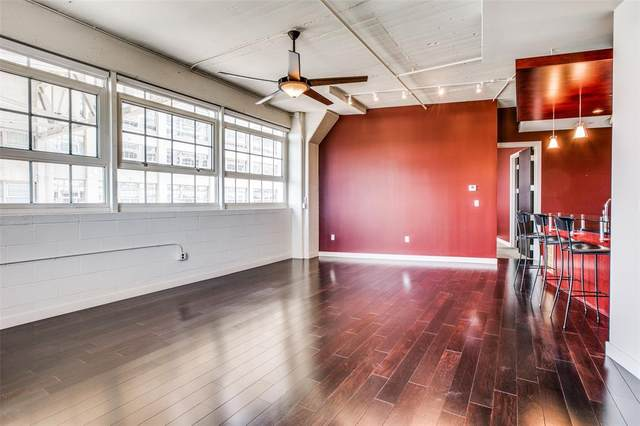2600 W 7th Street #2436, Fort Worth, TX 76107 (MLS #14590600) :: Rafter H Realty