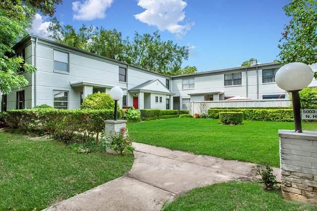 5005 N Hall Street #5, Dallas, TX 75235 (MLS #14590639) :: VIVO Realty