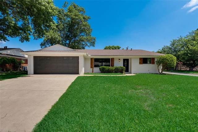 7000 Treehaven Road, Fort Worth, TX 76116 (MLS #14590674) :: Team Tiller