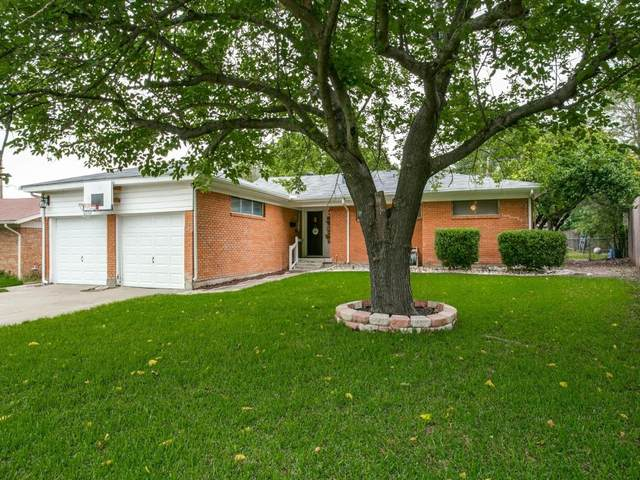 3616 Reeves Street, North Richland Hills, TX 76117 (MLS #14590685) :: Real Estate By Design