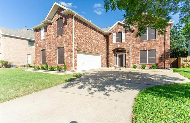 710 Crested Cove Drive, Garland, TX 75040 (MLS #14590700) :: Real Estate By Design