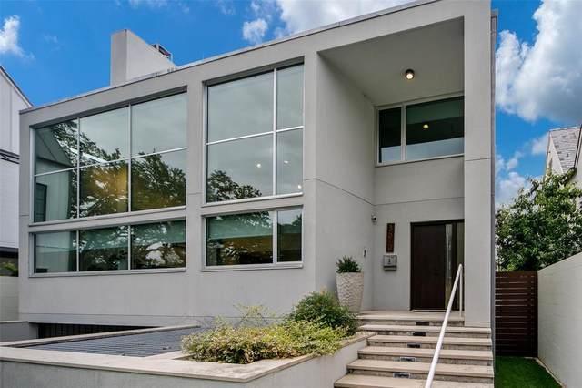 3610 Lindenwood Avenue, Highland Park, TX 75205 (MLS #14590705) :: VIVO Realty