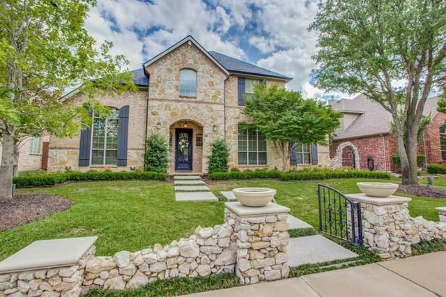 1335 Blue Lake Drive, Frisco, TX 75033 (MLS #14590714) :: Real Estate By Design
