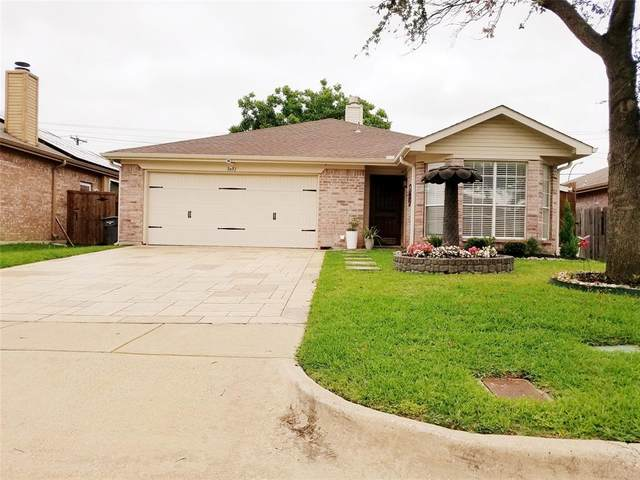 3851 N Summer Trail Drive, Fort Worth, TX 76137 (MLS #14590717) :: Real Estate By Design