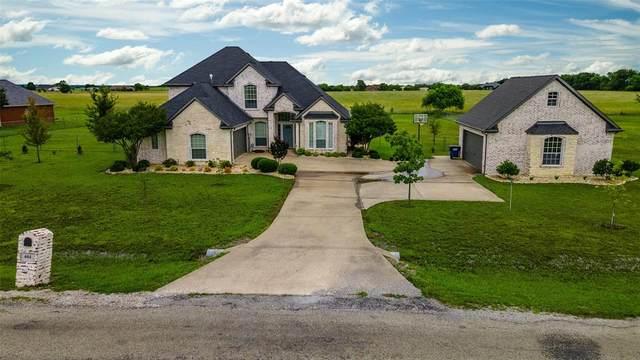 444 Rene Lane, Gunter, TX 75058 (MLS #14590758) :: Real Estate By Design