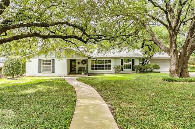 3924 Floyd Drive, Fort Worth, TX 76116 (MLS #14590767) :: Team Tiller