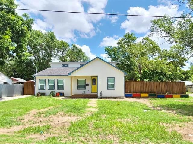 1102 Rose Garden Avenue, Dallas, TX 75217 (MLS #14590781) :: Wood Real Estate Group