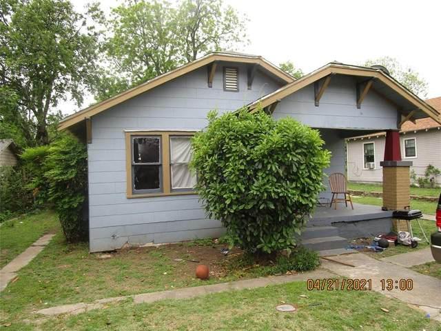 5733 Bonnell Avenue, Fort Worth, TX 76107 (MLS #14590782) :: Craig Properties Group