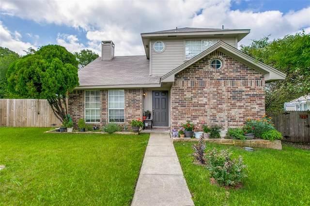 1434 Aaron Place, Duncanville, TX 75137 (MLS #14590793) :: Keller Williams Realty
