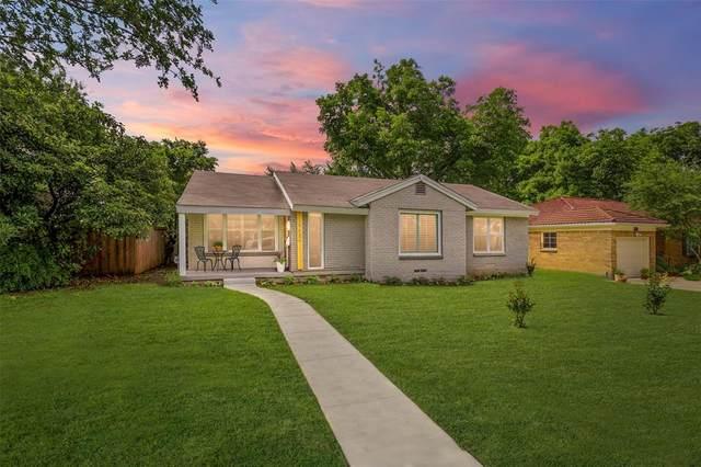 9626 Lakemont Drive, Dallas, TX 75220 (MLS #14590810) :: Real Estate By Design