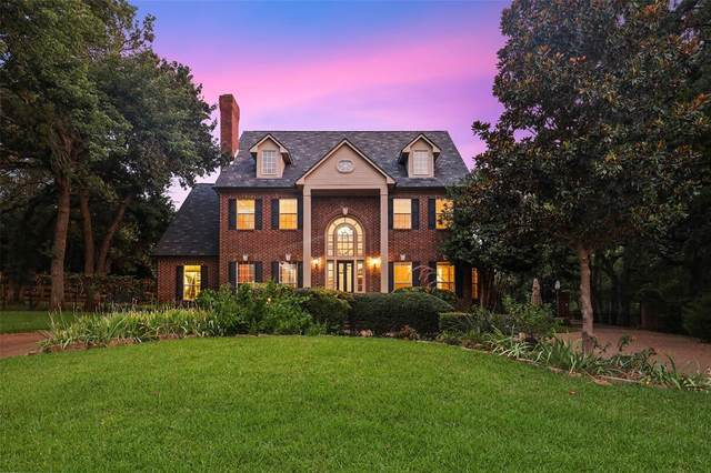 5417 Thistle Hill Circle, Flower Mound, TX 75022 (MLS #14590815) :: Real Estate By Design