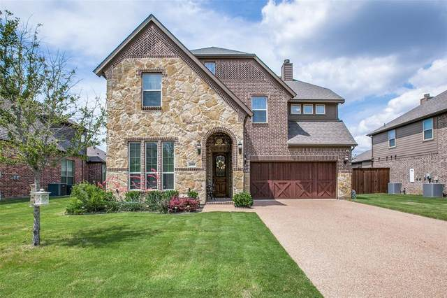 1909 Bent Creek Way, Mansfield, TX 76063 (MLS #14590842) :: Real Estate By Design