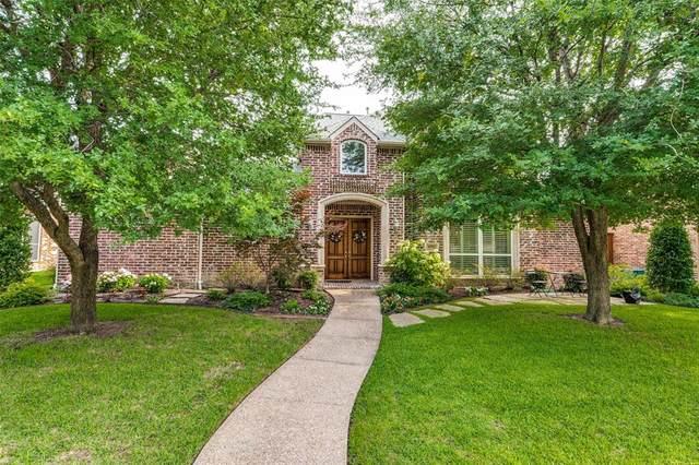 4911 Corinthian Bay Drive, Frisco, TX 75034 (MLS #14590855) :: The Kimberly Davis Group