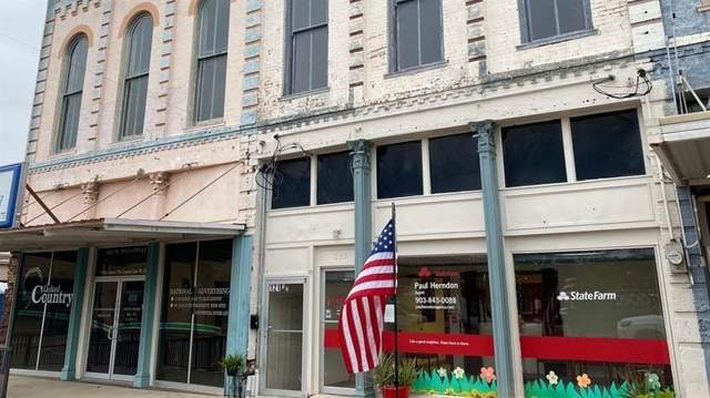 121 Broadway, Clarksville, TX 75426 (MLS #14590859) :: Real Estate By Design