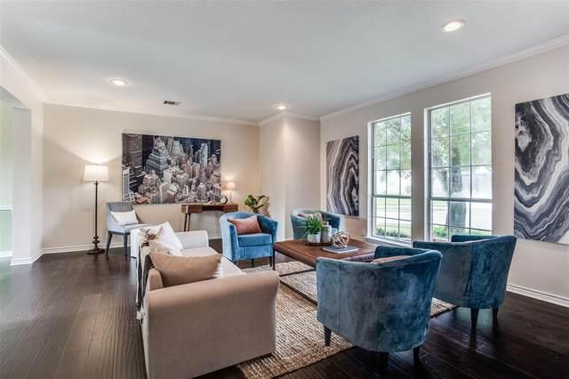 5602 Eagle Drive, Rowlett, TX 75088 (MLS #14590863) :: Real Estate By Design