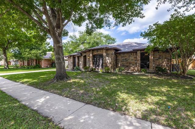 512 Parish Place, Coppell, TX 75019 (MLS #14590865) :: The Heyl Group at Keller Williams