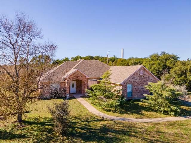 309 Hilltop Drive, Glen Rose, TX 76043 (MLS #14590894) :: Potts Realty Group