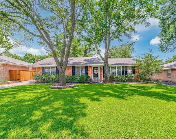 522 Summit Drive, Richardson, TX 75081 (MLS #14590945) :: The Mitchell Group