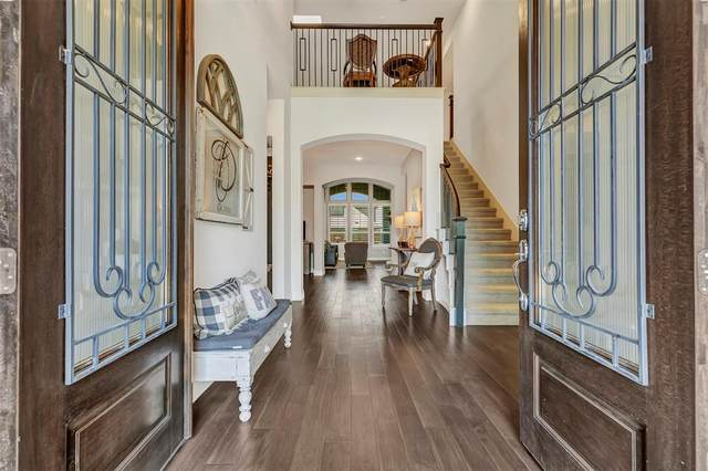 16313 Cullen Park Way, Prosper, TX 75078 (MLS #14591010) :: Robbins Real Estate Group