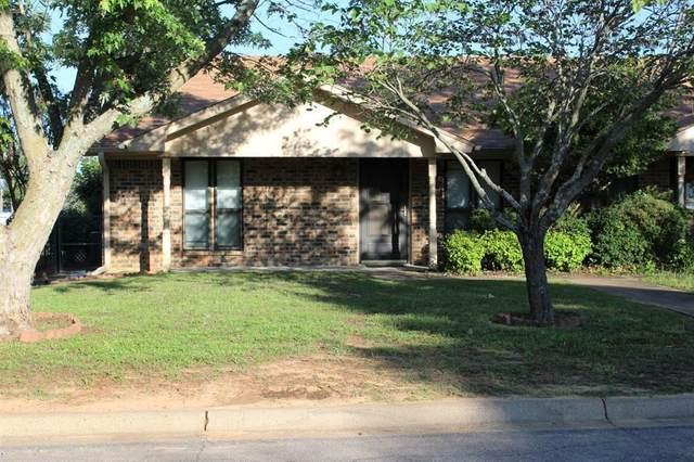 103 Willow Lane B, Stephenville, TX 76401 (MLS #14591011) :: The Good Home Team