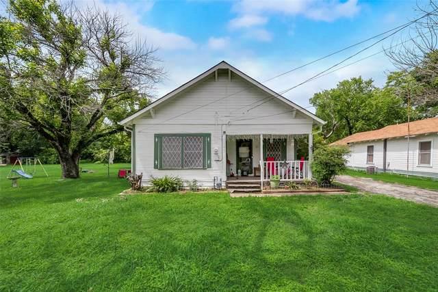 120 E College Avenue, Corsicana, TX 75110 (MLS #14591068) :: VIVO Realty