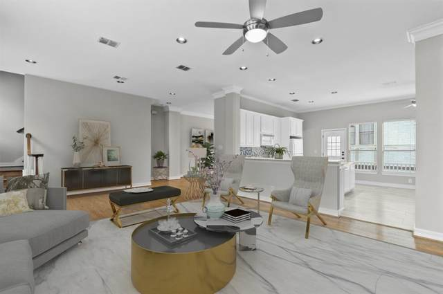 3207 Cole Avenue B, Dallas, TX 75204 (MLS #14591077) :: Premier Properties Group of Keller Williams Realty